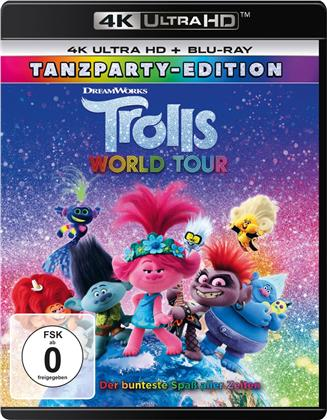 Trolls World Tour - Trolls 2 (2020) (Dance Party Edition, 4K Ultra HD + Blu-ray)
