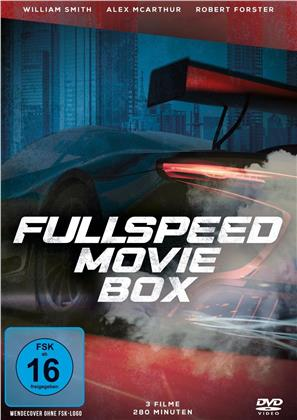 Fullspeed Movie Box - Fast Company / Donner des Todes / Stunts (3 DVDs)