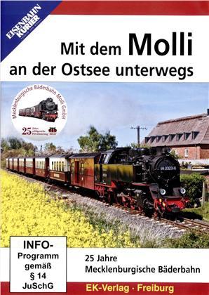 Mit dem Molli an der Ostsee unterwegs - 25 Jahre Mecklenburgische Bäderbahn (Eisenbahn-Kurier)