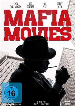 Mafia Movies - Die Mafia kennt keine Gnade / Blutiger Zahltag / Der Aufstieg des Paten (3 DVDs)