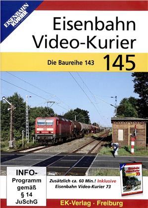 Eisenbahn Video-Kurier 145 - Die Baureihe 143 (Eisenbahn-Kurier)