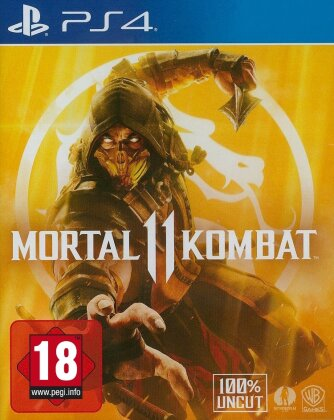 Mortal Kombat 11 (German Edition)