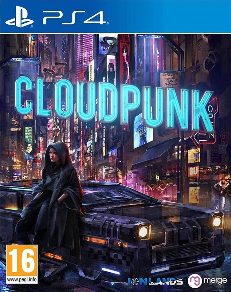 Cloudpunk (German Edition)