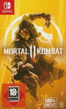 Mortal Kombat 11 - Budget (German Day One Edition)