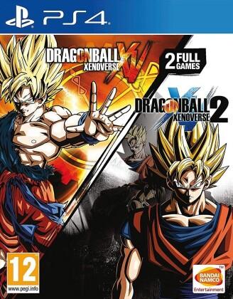 Dragon Ball Xenoverse 1 + 2 (German Edition)