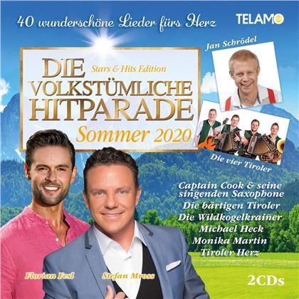 Die volkstümliche Hitparade Sommer 2020 (2 CDs)