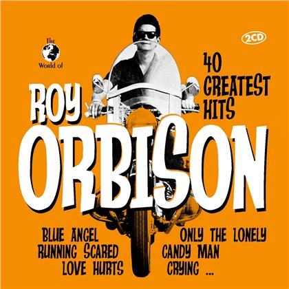 Roy Orbison - 40 Greatest Hits (2 CDs)