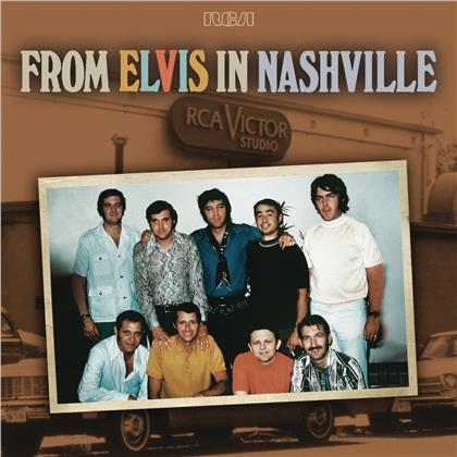 Elvis Presley - From Elvis In Nashville (2 LPs)