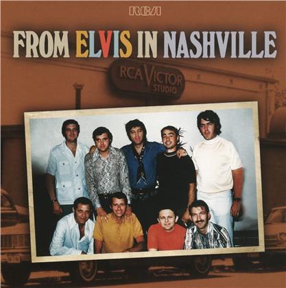 Elvis Presley - From Elvis In Nashville (4 CDs)