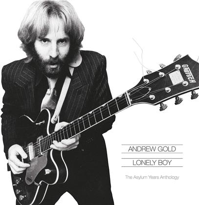 Andrew Gold - Lonely Boy - (The Asylum Years Anthology) (6 CDs + DVD)