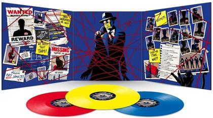 Douglas Adams - Dirk Gently's Holistic Detective Agency - OST (Blue/Yellow Vinyl, 3 LPs)