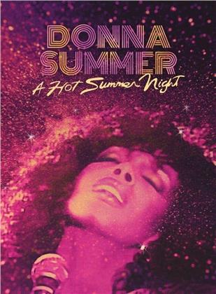 Donna Summer - A Hot Summer Night (CD + DVD)