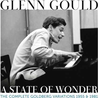 Glenn Gould (1932-1982) - A State Of Wonder: The Complete Goldberg Variations 1955 & 1981 (2 CDs)