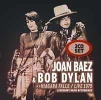 Joan Baez & Bob Dylan - Niagara Falls / Live 1975 (2 CDs)