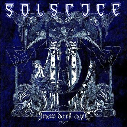 Solstice - New Dark Age (2020 Reissue, 2 LPs)
