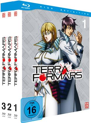 Terraformars - Staffel 1 (Gesamtausgabe, 3 Blu-rays)