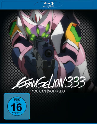 Evangelion: 3.33 - You Can (Not) Redo. (2012) (Neuauflage)