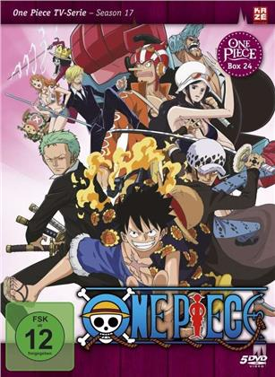 One Piece - TV-Serie - Box 24 (5 DVDs)