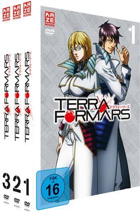 Terraformars - Staffel 1 (Gesamtausgabe, 3 DVDs)