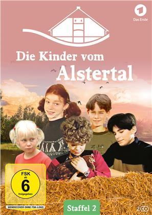 Die Kinder vom Alstertal - Staffel 2 - Folge 14-26 (2 DVDs)
