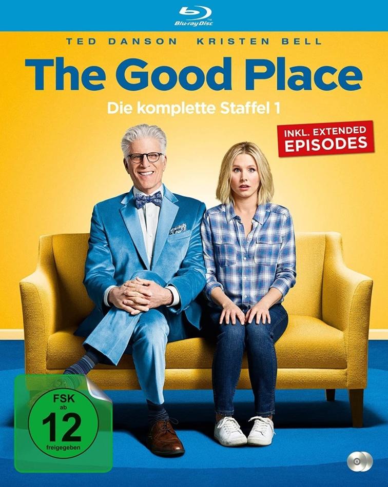 The Good Place - Staffel 1 (2 Blu-rays)