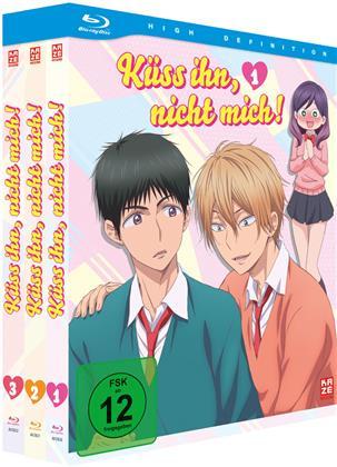 Küss ihn, nicht mich! - Staffel 1 (Gesamtausgabe, 3 Blu-rays)