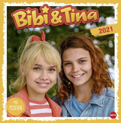 Bibi und Tina: Die Serie - Broschurkalender 2021
