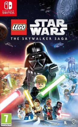 LEGO Star Wars - The Skywalker Saga [NSW]