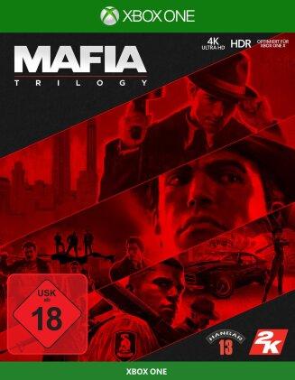 Mafia Trilogy (German Edition)