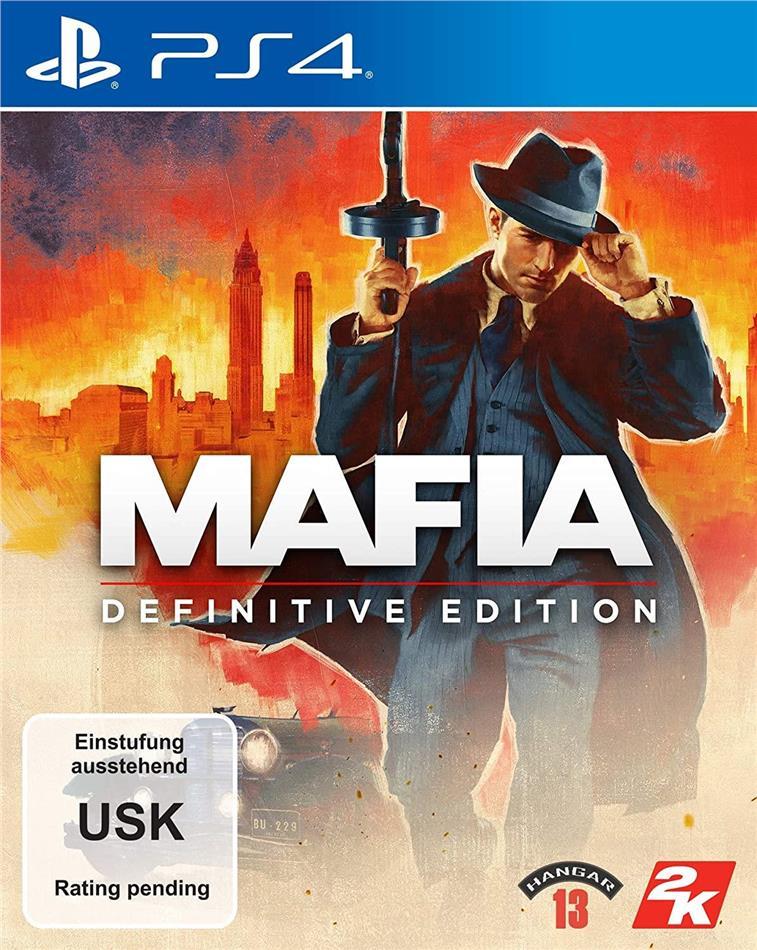 Mafia (German Definitive Edition)