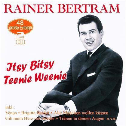 Rainer Bertram - Itsy Bitsy Teenie Weenie