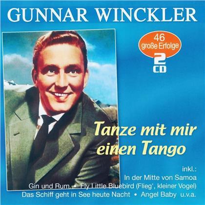 Gunnar Winckler - Tanze mit mir einen Tango