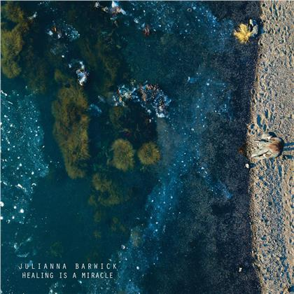 Julianna Barwick - Healing Is A Miracle (Signed Art Print, Limited Edition, LP + Digital Copy)