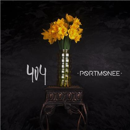 Portmonee - 404 (Limited Edition, Yellow Vinyl, LP)