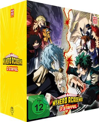 My Hero Academia - Staffel 3 - Vol. 1 (+ Sammelschuber, Limited Edition)