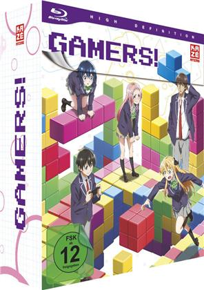 Gamers! - Vol. 1 (+ Sammelschuber, Limited Edition)