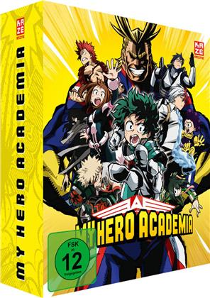 My Hero Academia - Staffel 1 (Gesamtausgabe, 3 DVDs)