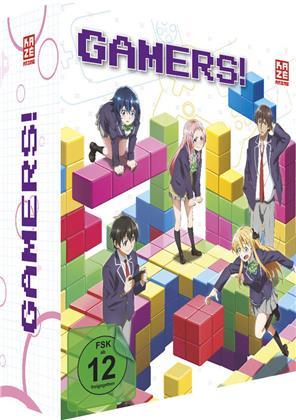 Gamers! - Vol. 1 (+ Sammelschuber, Limited Edition)