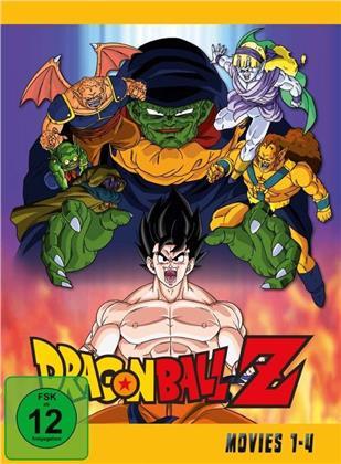 Dragonball Z - Movies Box - Vol. 1 (2 DVDs)