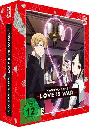 Kaguya-sama: Love Is War - Staffel 1 - Vol. 1 (+ Sammelschuber)