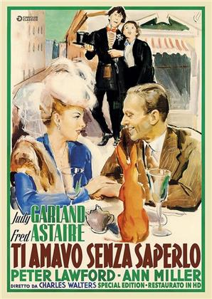 Ti amavo senza saperlo (1948) (Cineclub Classico, restaurato in HD, s/w)