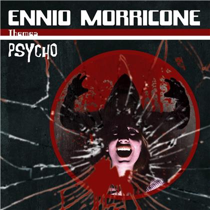Ennio Morricone (*1928) - Psycho=Themes (Strictly Limited, Translucent Red Vinyl, LP)