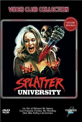 Splatter University (1984) (Video Club Collection)