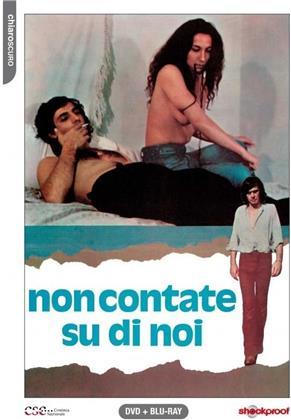 Non contate su di noi (1978) (Chiaroscuro, Shockproof, Blu-ray + DVD)
