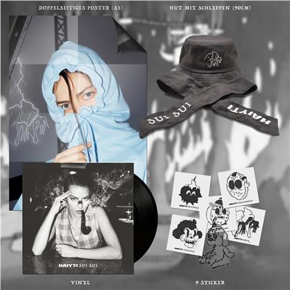 Haiyti - SUI SUI (Fanbox, Survival Kit, LP)
