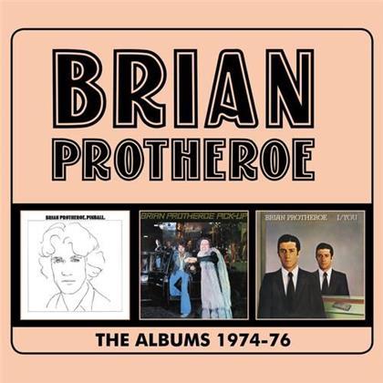 Brian Protheroe - Albums 1974-76 (Digipack, 3 CDs)