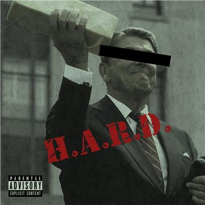 Joell Ortiz & Kxng Crooked - H.A.R.D. (LP)