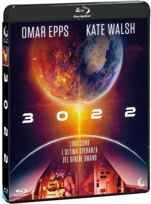3022 (2019) (Originals, Blu-ray + DVD)