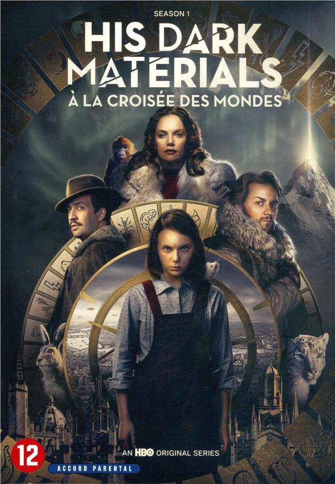 His Dark Materials - À la croisée des mondes - Saison 1 (3 DVDs)