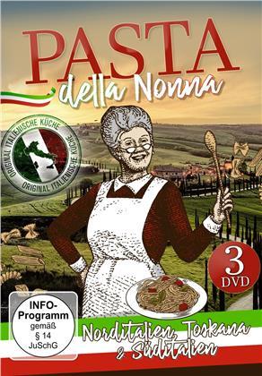 Pasta della Nonna - Original italienische Küche (3 DVDs)